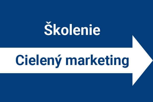 Školenie - Cielený marketing